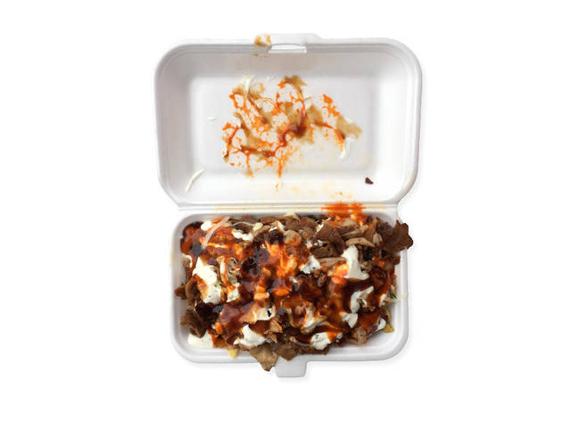 HSP at King Kebabs