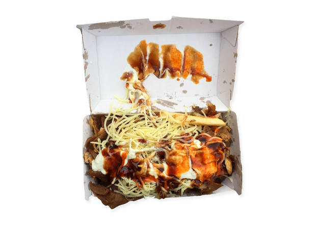 HSP at New Star Kebabs