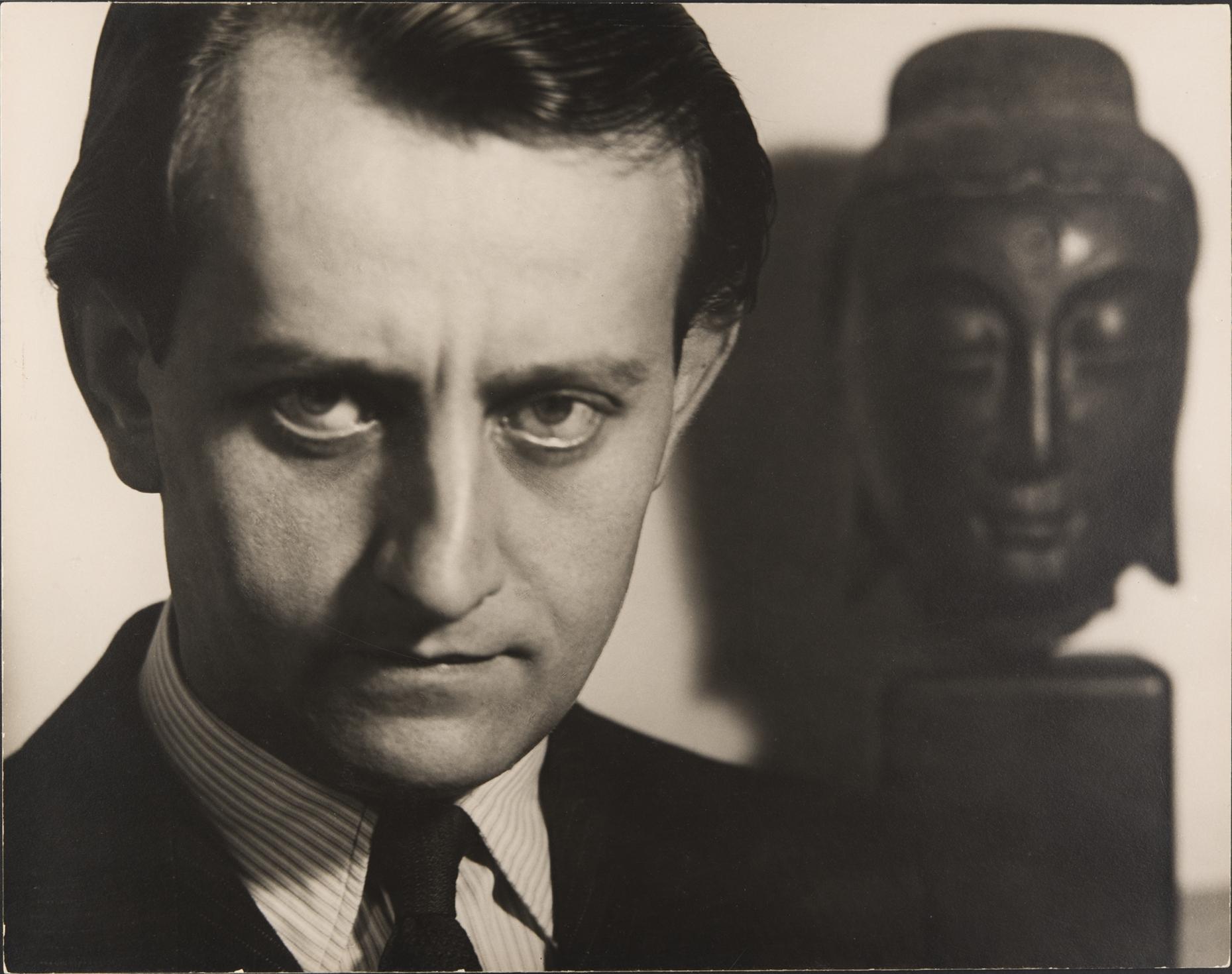 André Malraux, de Philippe Halsman