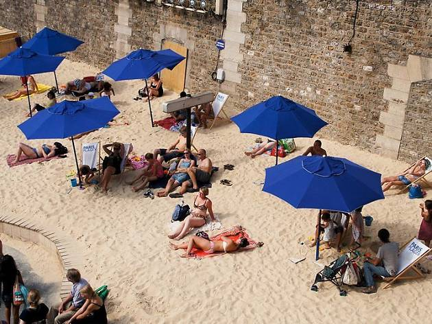 35 things to do in Paris in August