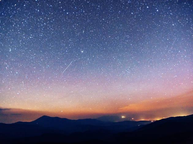 Els millors llocs per veure la pluja d'estels
