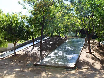 Parc de Diagonal Mar