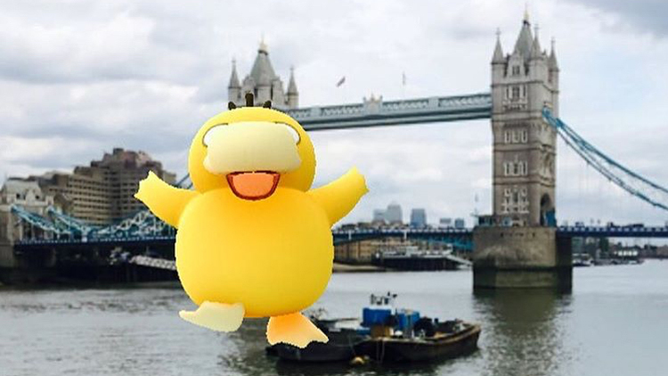 Pokémon Go: Where to find 30 of the best and rarest Pokémon in London