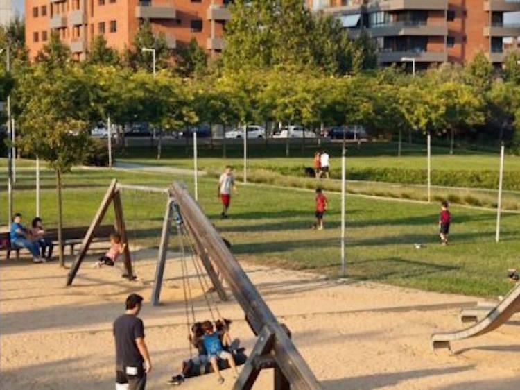 Parc del Turó de Can Mates