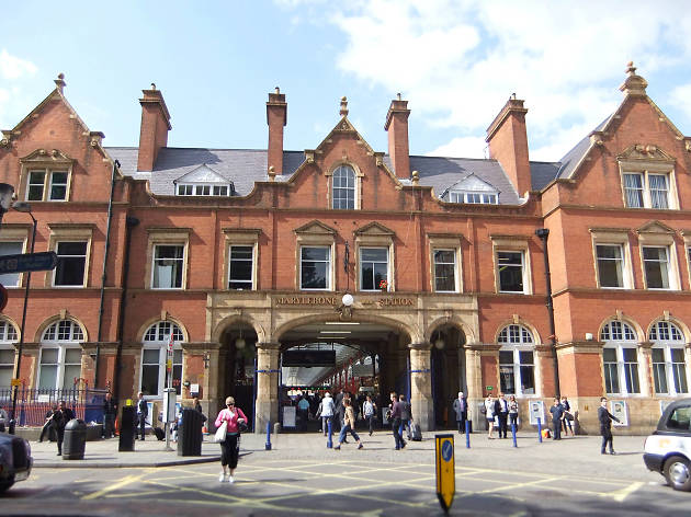 Everything you need to know about Marylebone station