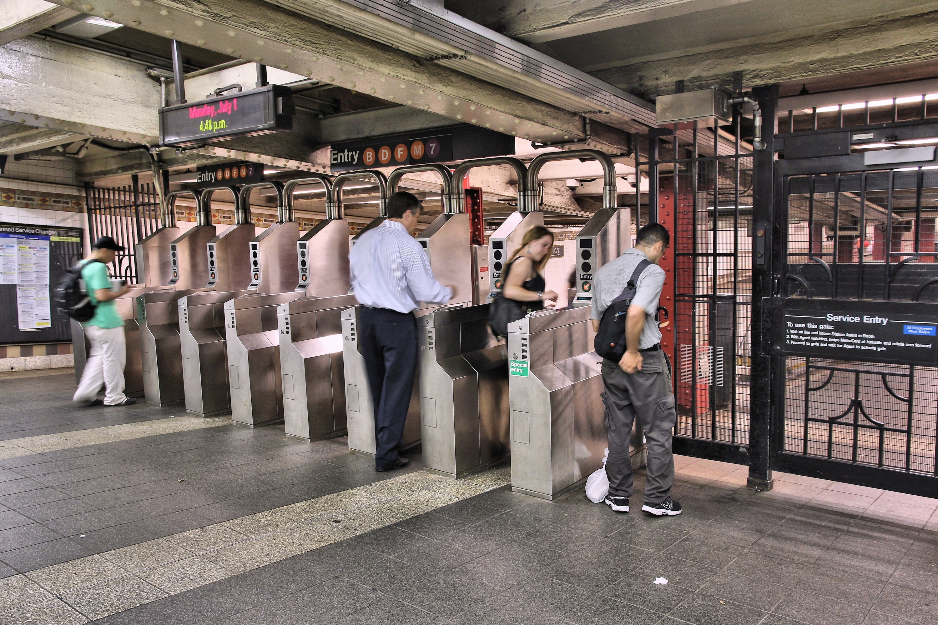 Sh*t: Subway fare is going up to $3