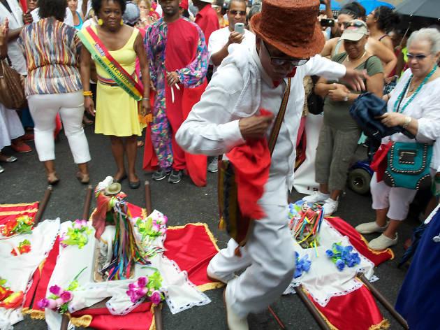 Festival Santiago Apóstol De Loiza En El Barrio