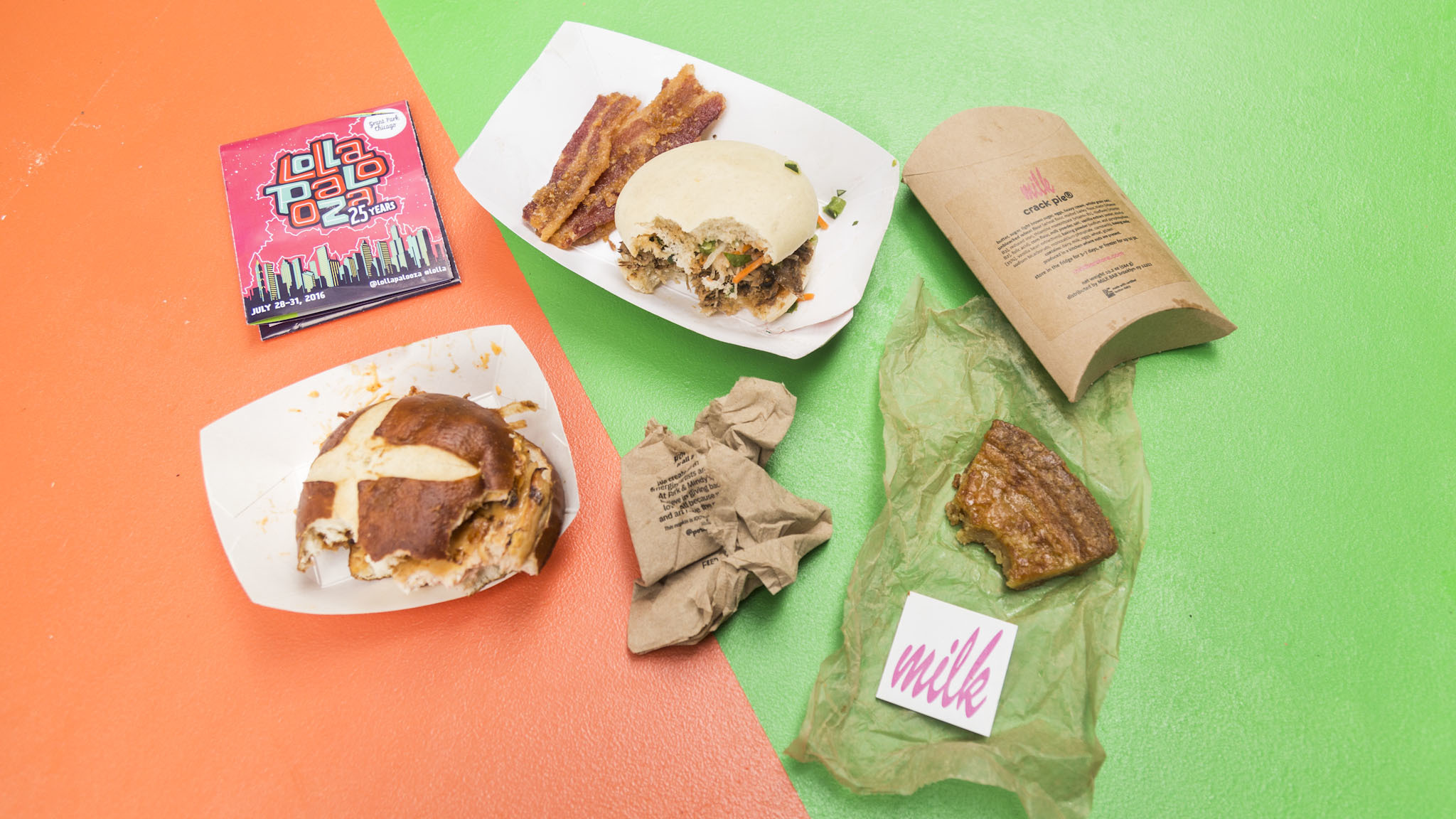 What to eat (and drink) at Lollapalooza