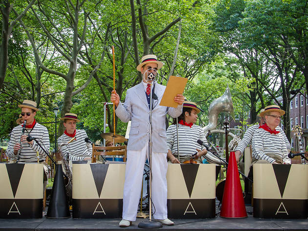 Tickets are now on sale for this summer's Jazz Age Lawn Party