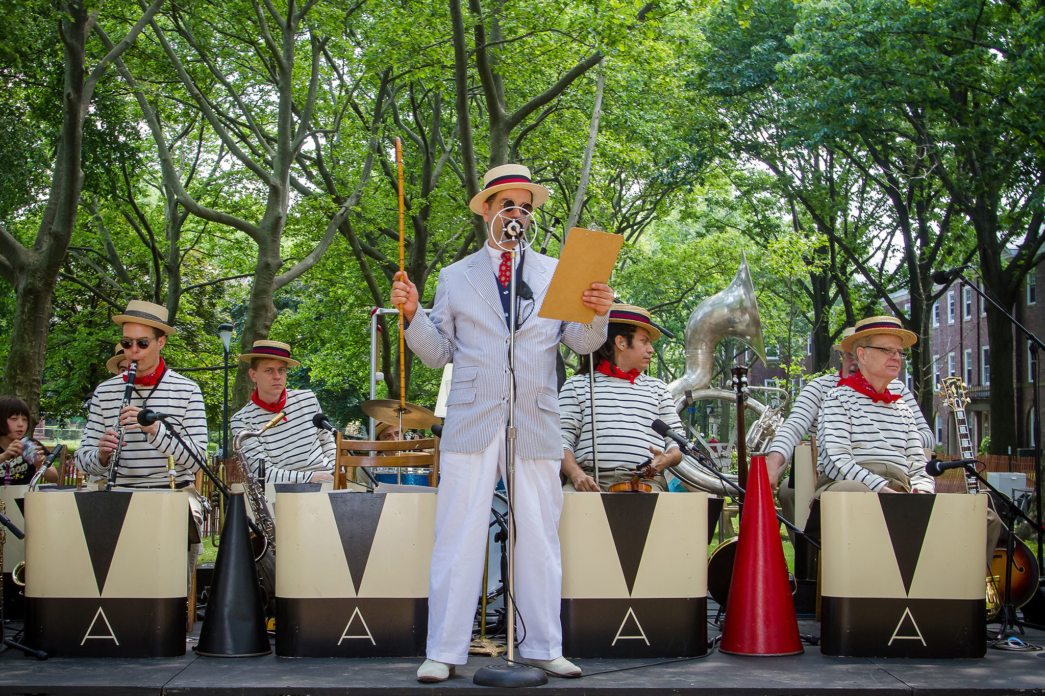 Jazz Age Lawn Party 2013 at Governors Island