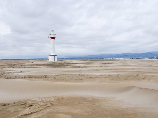 Punta de Fangar