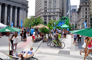Summer Streets NYC
