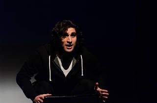 David Villegas protagoniza la bra de teatro Big shot