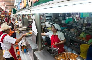 Restaurantes y cafeterías en Azcapotzalco