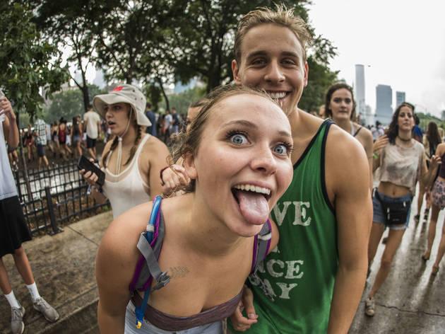 Lollapalooza 2016, Thursday