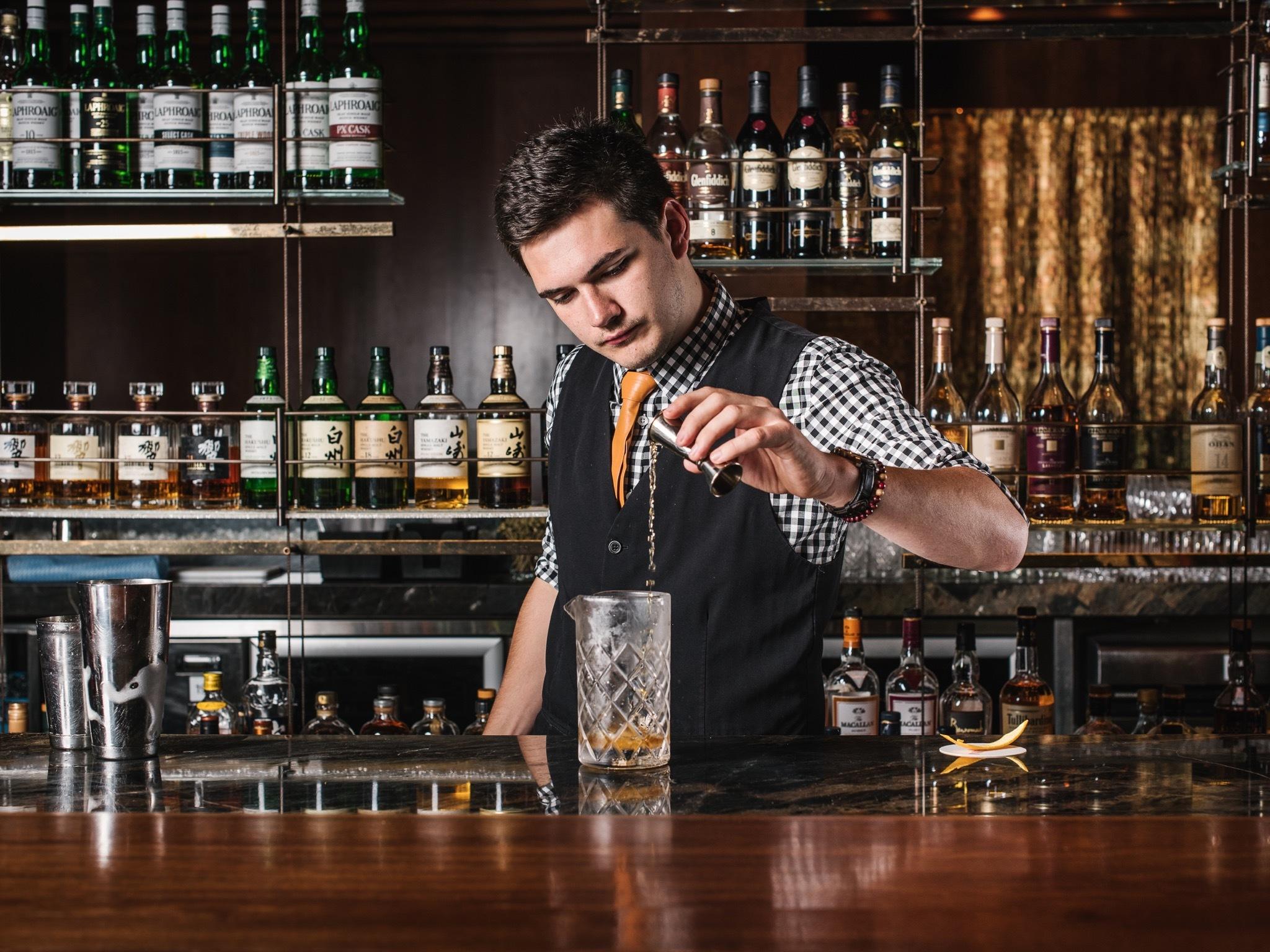 Bartender at Grain Bar