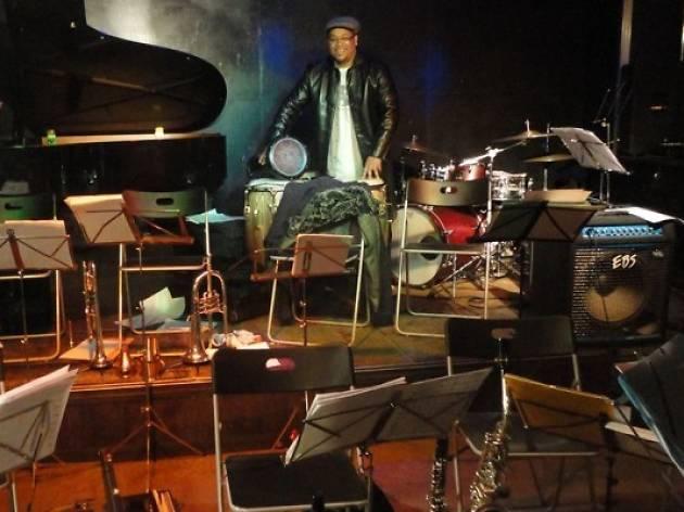 Calle Mora latin jazz