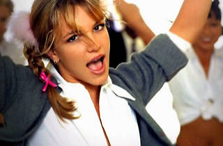 Vintage Britney party