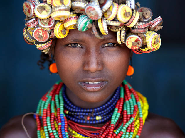 (Rafal Ziejewski:  Young Dagsenach girl, Omorate, Ethiopia. Special mention, Faces, People & Encounters 2015)