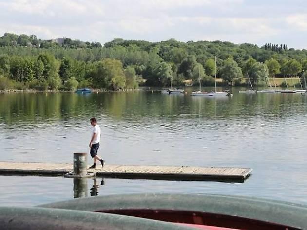 Ile de loisirs de Vaires-Torcy, Seine-et-Marne (77)