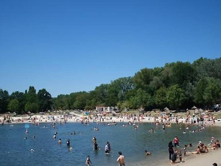 Ile de loisirs de Cergy-Pontoise, Val d'Oise (95)