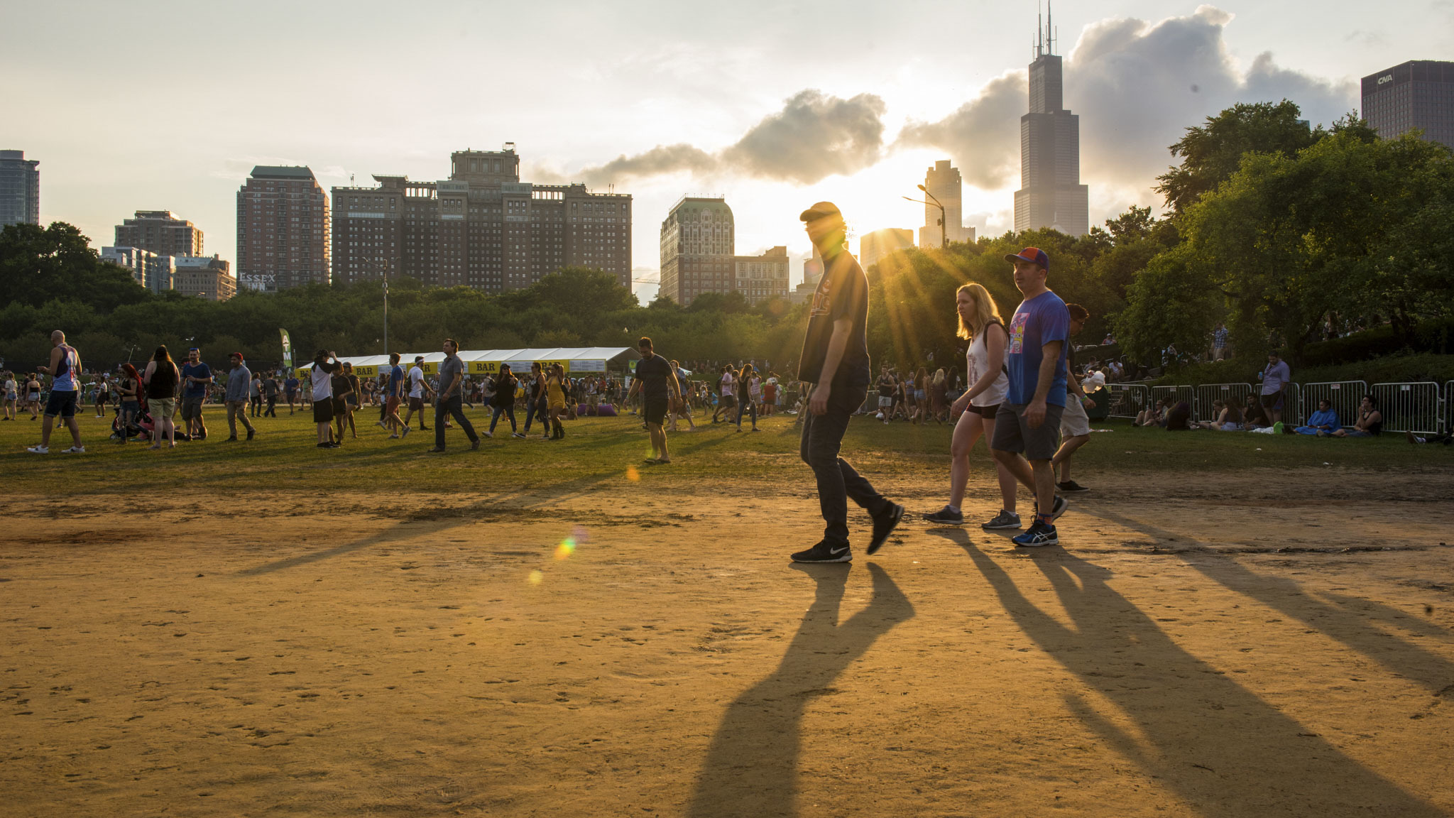The best tweets from Lollapalooza so far