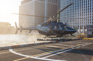 The best helicopter tours in NYC