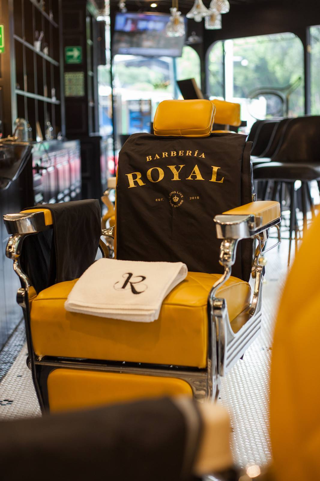 Barbería Royal