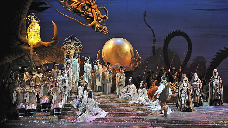 The best Miami theater and performing arts