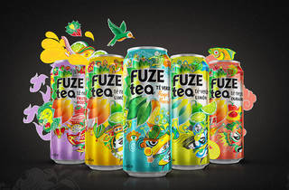 (Foto: Cortesía Fuze Tea)