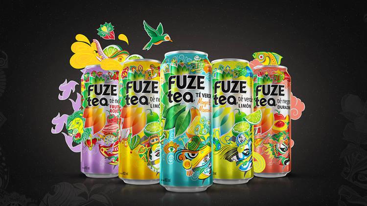 Foto: Cortesía Fuze Tea