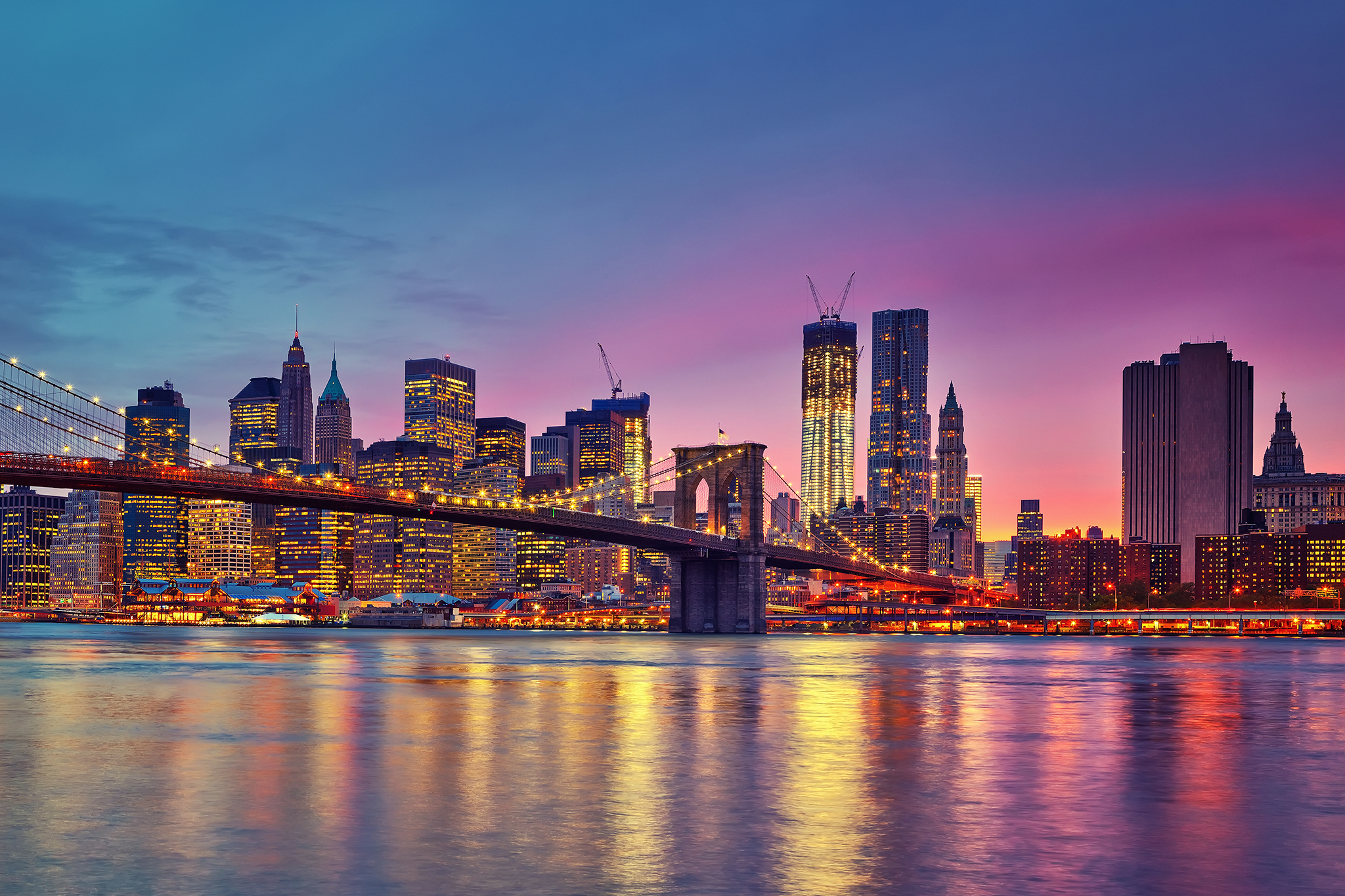 New York - richest cities in the world