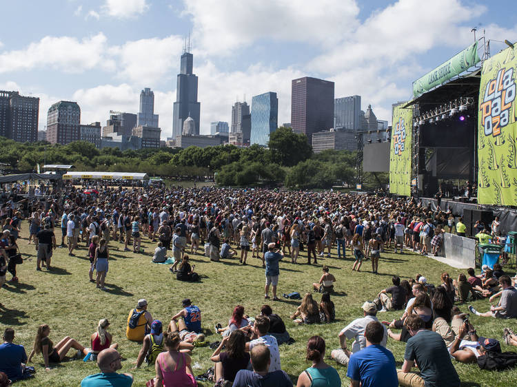 It's official: Lollapalooza 2021 is happening