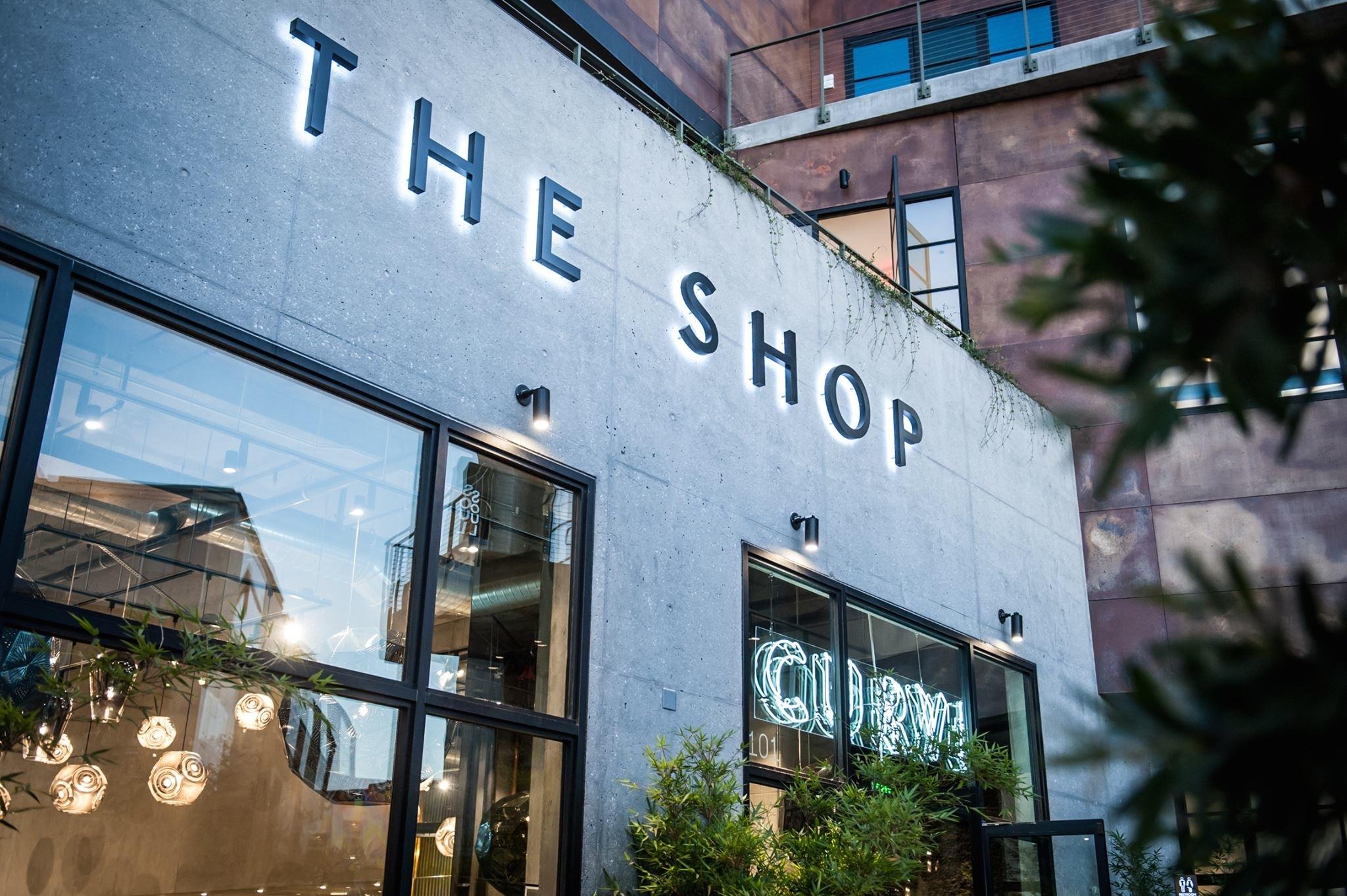 The Shop: Curve x Tom Dixon