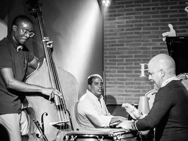 Three Cuban Jazz