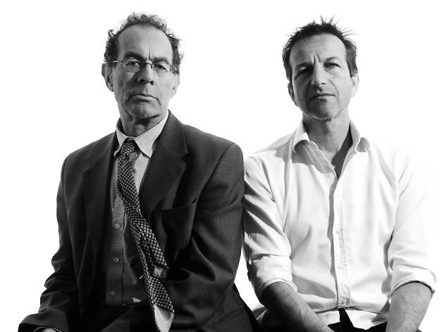 Two Jews Walk into a Theatre