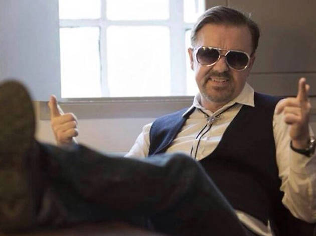 who is david brent