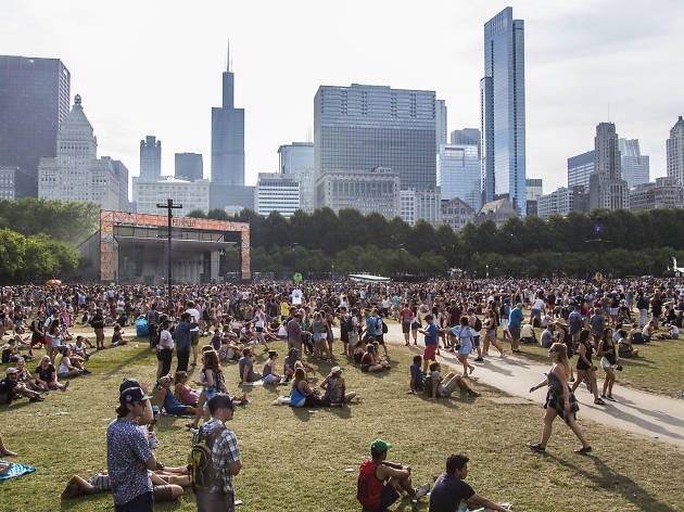 The five best things we saw on Sunday at Lollapalooza