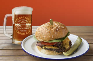 ADV - McCrackens Amber Ale and burger DO NOT USE