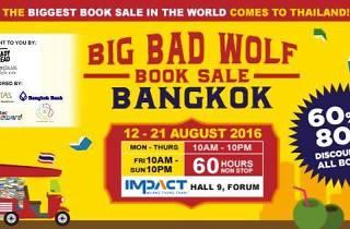 Big Bad Wolf Bangkok