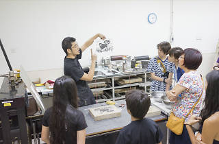 Lithography Demonstration