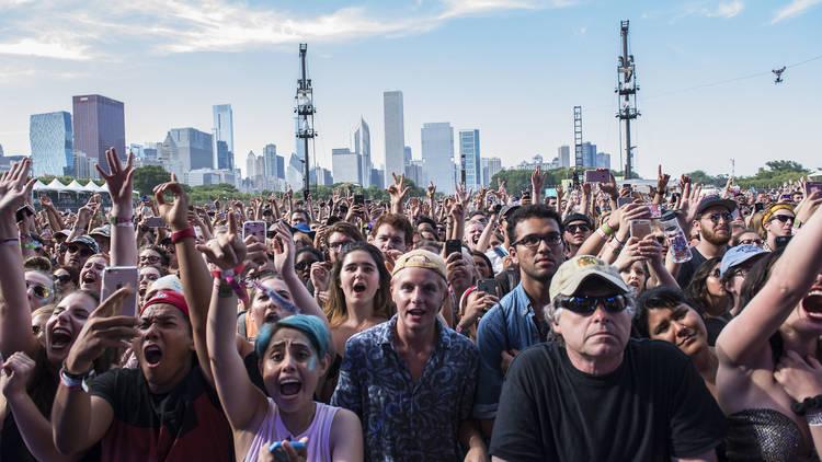 Lollapalooza 2016, Sunday