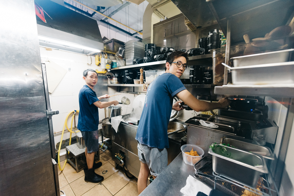 Hawkerpreneurs, A Noodle Story, Gwern Khoo