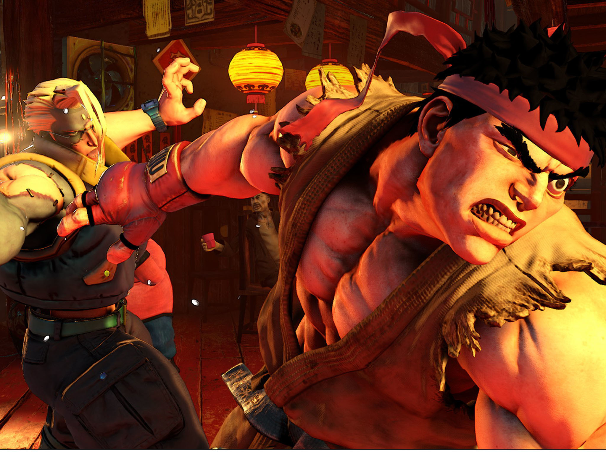 Jogo PS4 Street Fighter V