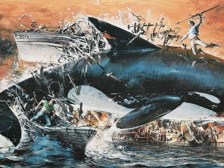 'Orca, la ballena asesina', 1977