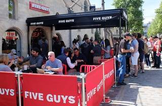 Five Guys paris (Five Guys © ZT)