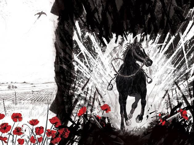 Michael Morpurgo's War Horse