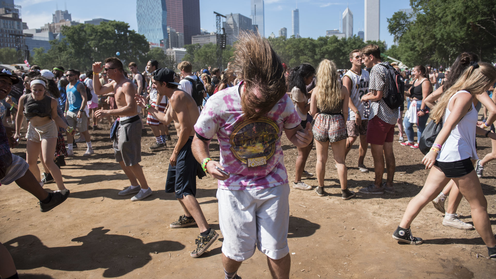 Lollapalooza 2016, Sunday
