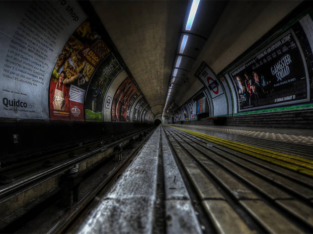 The dirtiest tube line on the London Underground is...
