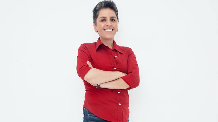 La Kikis, standupera lesbiana en la CDMX
